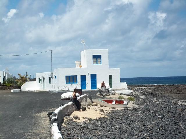 private beachhouse